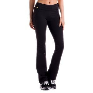 2/$30 Lole lively mid rise black yoga pants